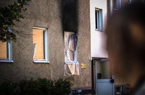 I oktober skildrade DT förfallet i bostadsområdet i Krylbo.