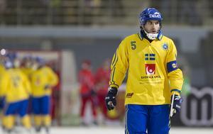 Uljanovsk, 2016,  och en fokuserad lagkapten på väg mot en tung finalförlust (1–6) mot Ryssland.