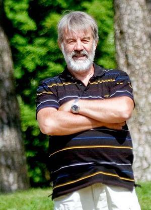 Musikern Åke Björänge är en av årets kulturpristagare i Gävleborg.