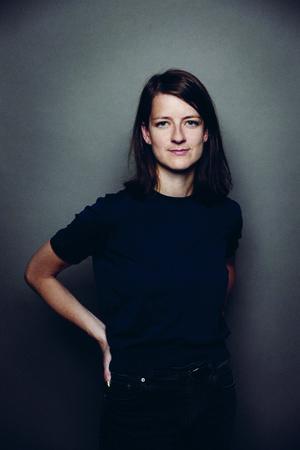 Tim Andersson imponeras av Julie Sten-Knudsens direkthet.