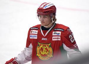 Marcus Siréns morakontrakt är på utgående. Nu spelar han resten av säsongen i Kristanstad.