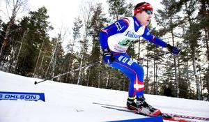 IFK Moras Rickard Andreasson är en av de som fått en världscupbiljett. Foto: Lars Dafgård.