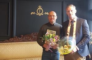 Årets föredömen blev Kopparbergs bryggeri.