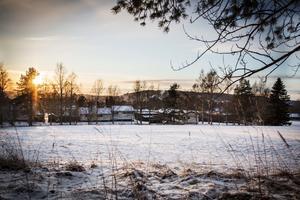 Ovanför Älgstråket planeras det att byggas fler bostäder.