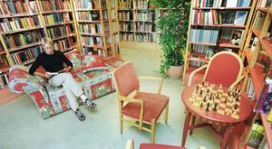 Dalarna behöver ett eget Litteraturens hus, anser DD:s krönikör och författaren Lena Kallenberg.