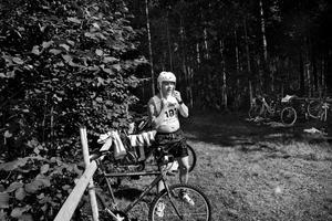 Hälleby triathlon 2011.