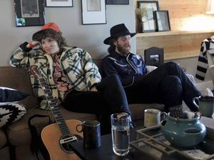 Amason, med Amanda Bergman, är nominerad till årets pop och årets live.    Foto: Anders K Gustafsson