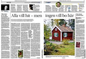Country­miss.  I Göteborgs Posten.