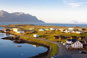 Vackra Island har dessutom ett gynnsamt valutaläge.