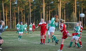 Sveg gjorde en bra match och hade bud på fler mål.