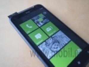 Första intrycket av HTC Titan
