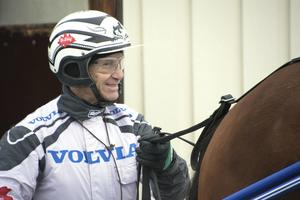 Bosse Eklöf körde sitt sista lopp som proffskusk på onsdagen.