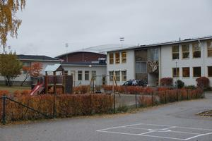 Jernvallsskolan i Sandviken.