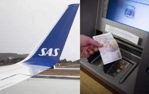 Två 29-åriga barndomsvänner med koppling till Ljusdals kommun misstänks ha lurat flygbolaget SAS på miljonbelopp.