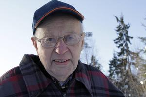 Även Årskogsbon Kalle Lindberg, numera avliden, funderade mycket över mordet, i synnerhet då han fann en övergiven mila.