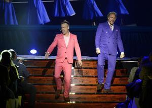 Henrik Schyffert och Fredrik Lindström kommer tillbaka med föreställningen