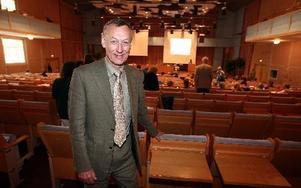 """""""Det är helt klart ideologiskt inspirerat av USA-högern"""", säger Göran Engström (C) om förslaget till Centerpartiets nya idéprogram.  Arkivfoto: Johnny Fredborg"""