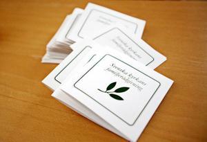 Svenska kyrkans familjerådgivning har en olivkvist som symbol. Den erbjuder samtalsstöd till exempel till par som håller på att skiljas och till vuxna barn och deras föräldrar som har svårt med kommunikationen.