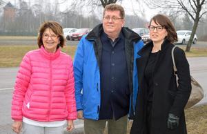 De tre kommunalråden Irene Homman (S, Gagnef), Jan Bohman, (S, Borlänge) och Ulrika Liljeberg (C, Leksand) ska, tillsammans med Region Dalarna, lämna in en skrivelse till Trafikverket för att få mitträcke på E16 på sträckan Borlänge-Djurås.