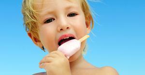 Ok med en glass om dagen i sommar?