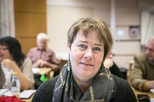 – Jag hörde till den politiska ledningen i landstinget och när jag inte delar den politiska ledningens förhållningssätt då blev det ogörligt, säger Linnea Stenklyft (S), som avgick från landstingsledningen.