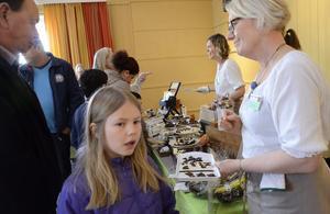 Stort intresse. Chokladgästabudet och Hälsomässan i Nora lockade många besökare. Ett arrangemang som växt sig allt större genom åren.