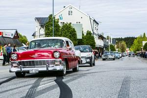 Cruisingen i stan är populär.