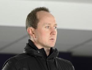Fredrik Jax, ett av tre sportråd i LIF, om anmälan till disciplinnämnden.