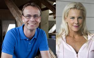 Ekobankens Kristoffer Lüthi var snabb att svara när operasångerskan Malena Ernman efterlyste en bank att byta till.