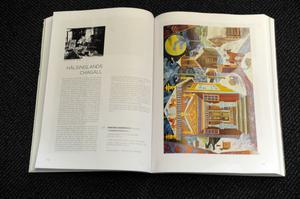 Nordens Chagall kallas Mårten Andersson i Bukowskis katalog inför moderna vårkvalitén.