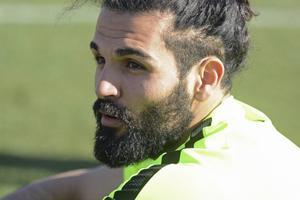 Peshraw Azizi lär få mycket speltid mot Kristianstad.