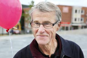 Lars Dahlberg, Östersund:– Jag har inga synpunkter, jag har faktiskt inte brytt mig särskilt mycket.