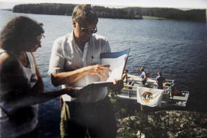 I början av 1990-talet ledde Kjell Grönberg en expedition i hopp om att finna klockan.
