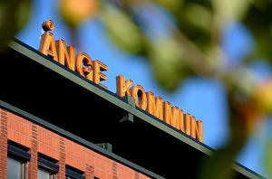 Den avveckling och avfolkning som skett under lång tid i Ånge kommun är oacceptabel, menar insändarskribenten.