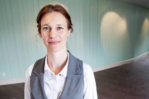 Jamtlis forskningschef Anna Hansen är förvånad att länsborna kan så pass lite om de olika institutioner som styr EU.