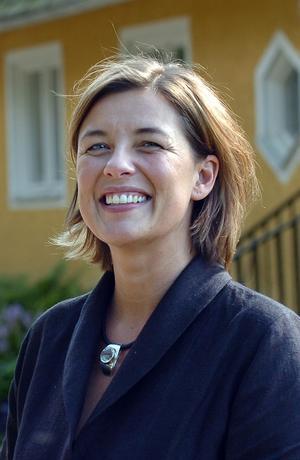 Ulrika Östlund, konsernchef för Specialistpsykiatrigruppen.