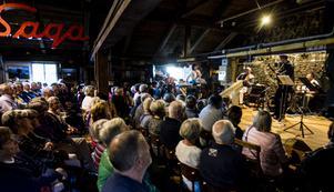Det blev en lyckad jazzkväll i den fullsatta Hyttan i Ljusne under lördagskvällen.