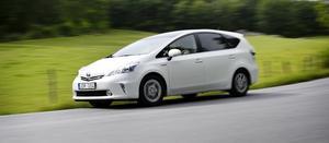 Toyota Prius - en av modellerna som återkallas.