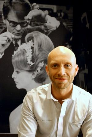 Rick ljung växte upp i Garphyttan utanför Örebro och jobbar i dag som frisör åt kungahuset.