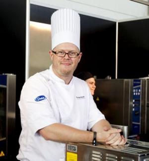 Thomas Becker blev årets kock i Västmanland.