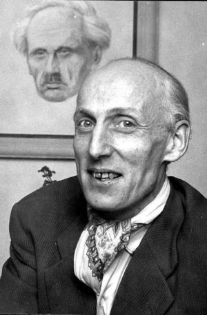 Aksel Lindström.
