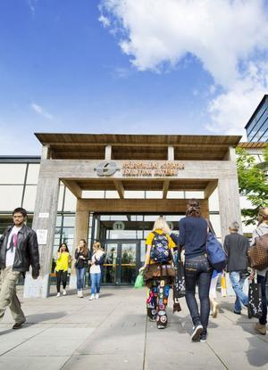 Mälardalens högskolas campus i Västerås.