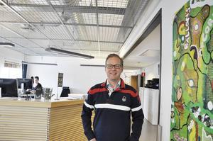 Leif Lindholm blir ny vd för Gärdin & Persson.