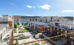 Kampanjen om två års gratis månadsavgift i kvarteret Pärlan gav inte tillräckligt många kontrakt på lägenheter, så nu förlänger byggherren Lillskär erbjudandet till den 30 november.