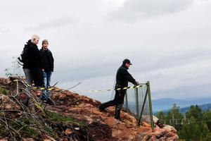 Publiken har fått finfina utkiksplatser sedan den nya vägen upp till Södra berget drogs. På många sätt har Sundsvall fått en arena för rally, mycket bättre än så här blir det inte.