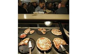 Pizzeria i Falun får kritik. Foto: Charlie Riedel