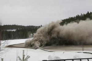 Omfattande kalkning måste till för att stoppa utlakningen av zink i den stängda Kringelgruvan.