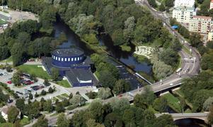 Gävle Konsethus är en av stadens arenor för konferenser och möten.