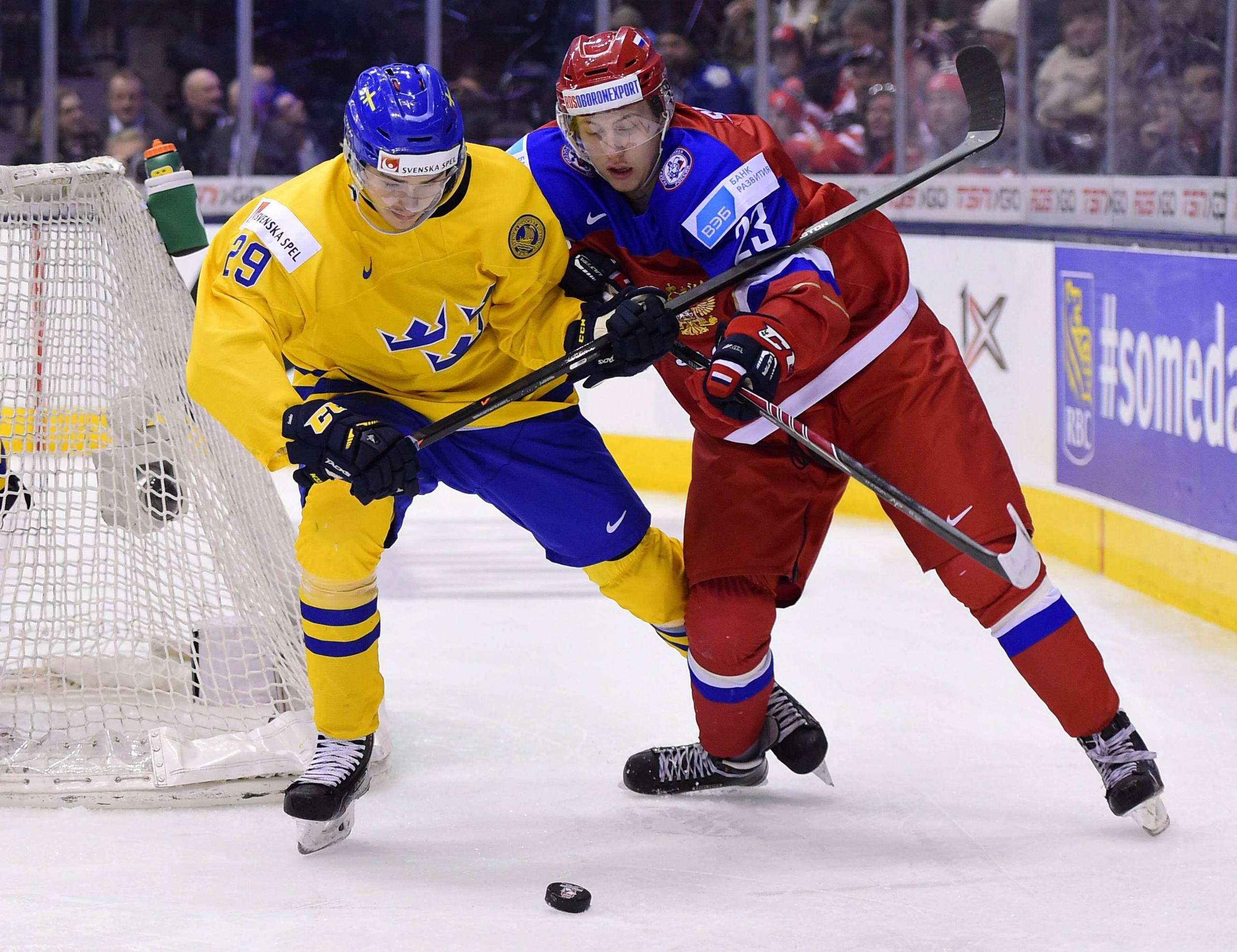 Kempe tillbaka mot ryssland