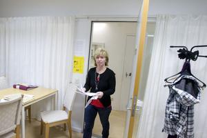 Rektor Eva Jonsson har ingen förståelse för elevernas kritik.